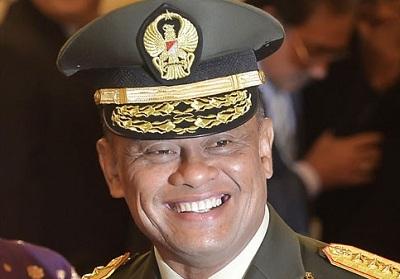 Inilah 35 Perwira Tinggi TNI AD, AL, AU Naik Pangkat