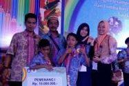 SMP Terbuka Bawang Batang Juara I Nasional