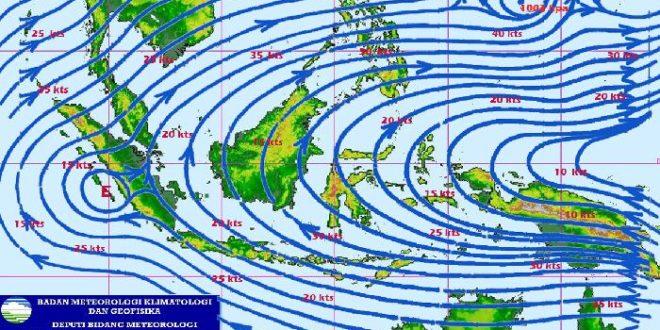 Kondisi Cuaca Jawa Tengah Hari Ini