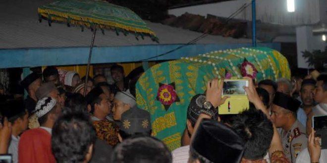 Selamat Jalan Pak Zaid, Masyarakat Jawa Tengah Berduka
