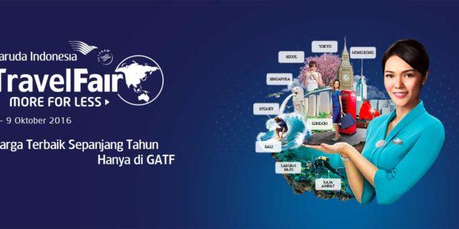 Garuda Indonesia Kembali Gelar Promo di GAFT di Atrium Paragon MallSemarang