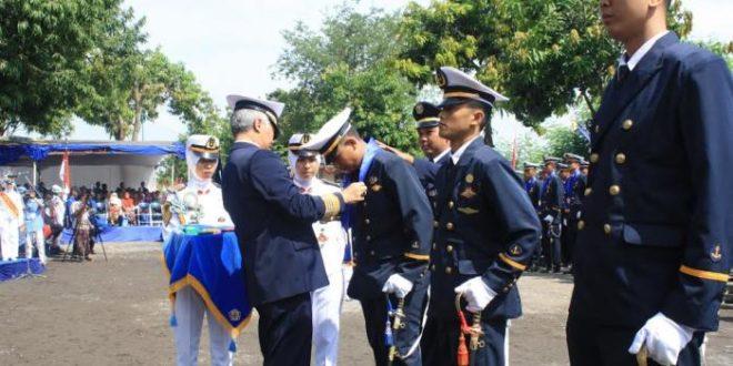 410 Perwira Remaja Akpelni Diwisuda di Kampus Bendan Duwur Semarang