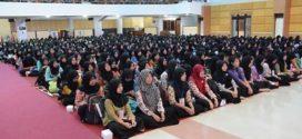 Memburu 60.000 Beasiswa Bidik Misi di Auditorium Unnes Semarang