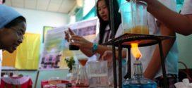 Luar Biasa! Siswa SMA Kebondalem Ini Ubah Minyak Jelantah Jadi Sabun