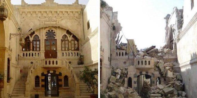 10 Fakta Akibat Perang Allepo di Suriah