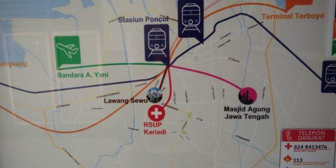 Jadwal Kereta Api dari Stasiun Tawang Semarang