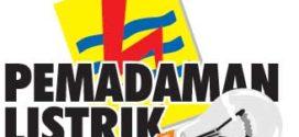Jadwal Pemadaman Listrik PLN di Jawa Tengah Hari Ini