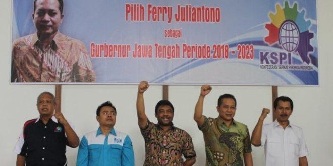 Ferry Juliantono Kunjungi Cilacap