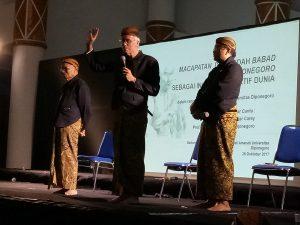 Bedah Babad Diponegoro dan Macapat di Dies Natalis Undip ke-60