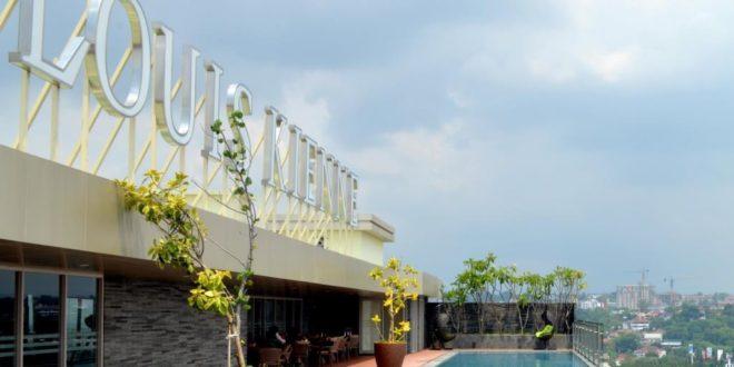 BINTANG 4: Louis Kienne Hotel Simpang Lima