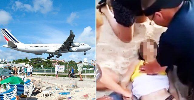 Apa Itu Jet Blast? Pernah Ada Turis Tewas Terlempar Setelah Terkena Jet Blast