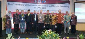 Dies Natalis ke-60 Fakultas Teknik Undip Gelar The 3rd ICCME