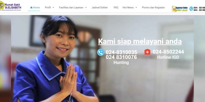 Jadwal Praktik Lengkap Dokter Spesialis RS Elisabeth Semarang