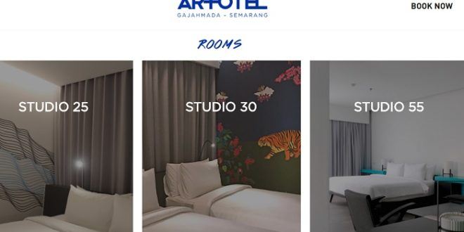 HotelArtotel Gajahmada Semarang untuk Traveler Jiwa Muda