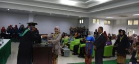 Putri Menristekdikti Prof M Nasir Sumpah Profesi Dokter di Undip