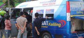Jadwal Samsat Keliling di Kota-kota Jawa Tengah Hari Ini
