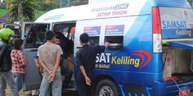 Jadwal Samsat Keliling Kota-kota di Jawa Tengah Hari Ini