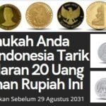 Uang Ditarik BI