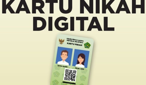 Bagaimana Cara Mendapatkan Kartu Nikah Digital?