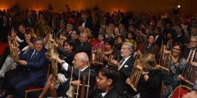 Paduan Suara PSM Satya Darma Gita Fakultas Hukum Undip Raih Penghargaan di Italia
