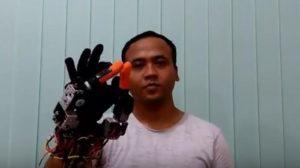 Teknik Mesin Undip Ciptakan Robot Canggih WSRF