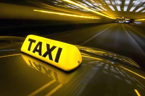 Taksi di Semarang