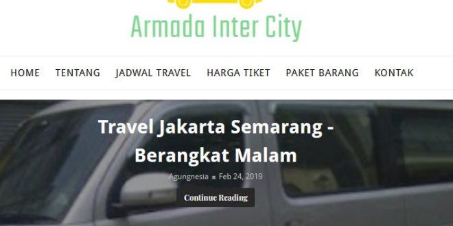 Jasa Kirim Paket di Jawa dengan Armada Inter City