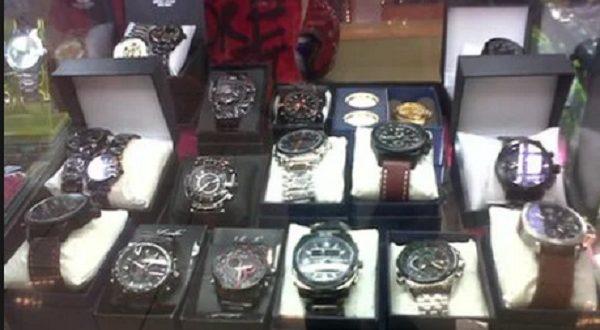 Toko Arloji dan Jam di Semarang