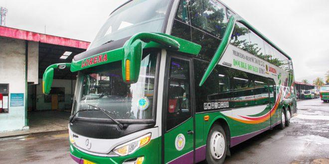 Bus Jakarta Semarang Bisnis, VIP hingga Excecutive Lengkap 2019