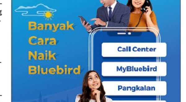 Cara Banyak Naik Taxi Bluebird di Semarang