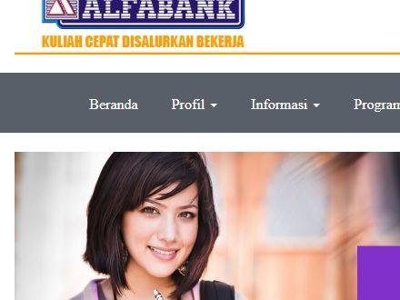 Kuliah 1 Tahun Jaminan Kerja di Alfabank