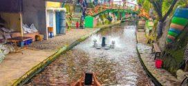 Water Gong Klaten : Dari Pembuangan Sampah Jadi Wisata seperti di Jepang