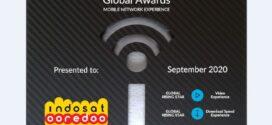 Indosat Ooredoo Menjadi Global Rising Star untuk Pengalaman Video  dari Opensignal