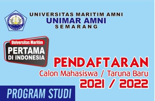 Apa Saja Jurusan di Universitas Maritim AMNI Semarang