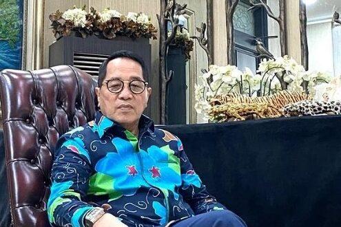 Profil Firman Soebagyo Anggota DPR RI 2019 – 2024