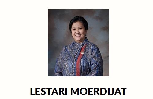 Profil Lestari Moerdijat Anggota DPR RI Nasdem Dapil Jateng