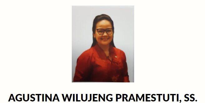 Profil Agustina Wilujeng Pramestuti Asal PDIP Dapil Jateng 2019 – 2024