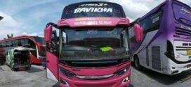 Tarif Bus Jawa Timur dan Jateng Menuju Jakarta Merak