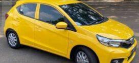 Honda Brio Terlaris di Indonesia Terjual 27.785 Unit di Semester I-2021