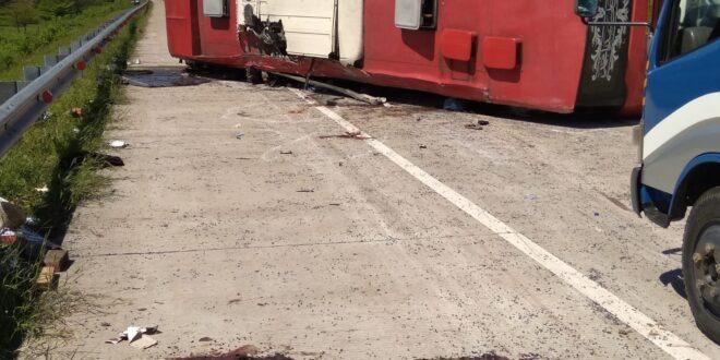 Daftar Lengkap Korban Meninggal dan Luka-luka Kecelakaan Bus STJ di Tol Pemalang