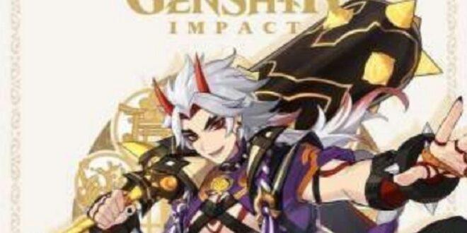 Arataki Itto dan Gorou  Dua Karakter Baru Genshin Impact